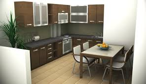 desain interior interior kitchen set dannis interior