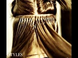 micro rings hair extensions hair extension technique high tips linkies microrings and