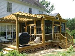 screen porch building plans screened porch deck plans build a screened porch to let the