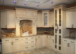 Pictures Of Antiqued Kitchen Cabinets How To Antique Kitchen Cabinets Great In Home Interior Design With