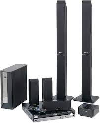 wireless speaker home theater panasonic sc pt1050 dvd home theater system with 1080p dvd