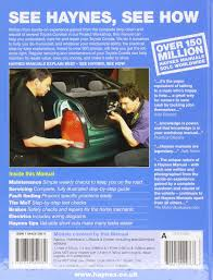 toyota corolla petrol july 97 feb 02 haynes repair manual