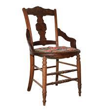 Mission Oak Dining Chairs Antique Arts U0026 Crafts Mission Oak Hall Table Scranton Antiques
