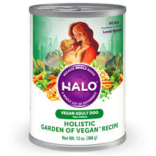 halo vegan holistic garden of vegan wet dog food petco