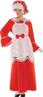 mrs claus costumes mrs claus costume party paradise
