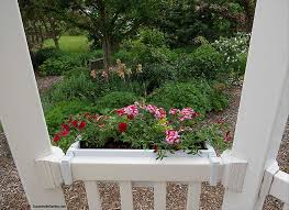 product review adjustable railing planter susan u0027s in the garden