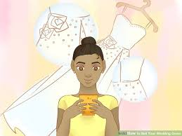 how to sell a wedding dress 3 ways to sell your wedding gown wikihow