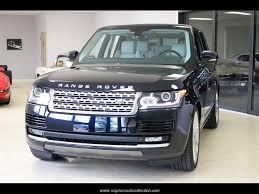 land rover 2015 2015 land rover range rover supercharged for sale in fort myers
