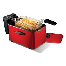 Morphy Richards Accent Toaster Red Morphy Richards Accents Deep Fat Fryer Red Model No 45083