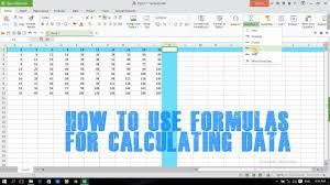 Spreadsheet Tutorial Wps Spreadsheet Tutorial 3 Learn Basic Spreadsheet Learn Easy