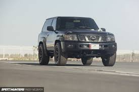 nissan safari 2014 1 400hp at the wheels not your typical nissan patrol speedhunters