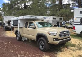 pop up cer toyota tacoma the road trucks of the 2015 overland expo gallery