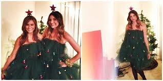 DIY Christmas Tree Costume  Sloppy Elegance
