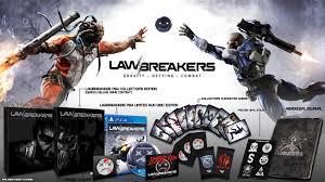 lawbreakers key art 5k wallpapers lawbreakers physical release collector u0027s edition revealed