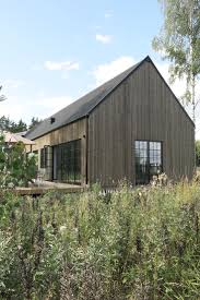 Barn Roof Styles by Best 25 Modern Barn House Ideas On Pinterest Modern Barn