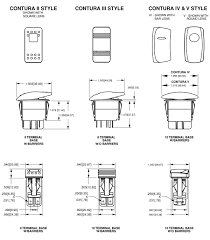wiring up carling switches with carling switches wiring diagram