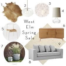 West Elm Cowhide Rug Spring Refresh 4 Vibrant Smoothie Bowels And West Elm Sale