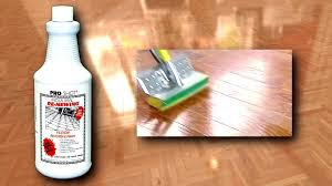 best way to clean laminate floors