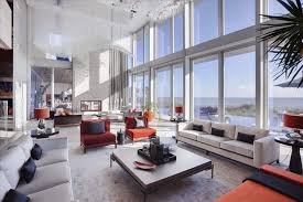 House With High Ceilings Living Room Amazing Oceanfront Living Rooms Design With