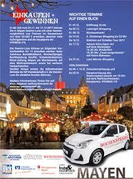 As Automobile Bad Breisig Deine Impression Vom Mayener Weihnachtsmarkt
