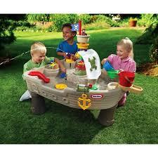 Playskool Picnic Table Little Tikes Anchors Away Pirate Ship Activity Table Walmart Com