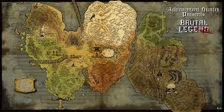 Full World Map Game Of Thrones by Image World Map Jpg Brutal Legend Wiki Fandom Powered By Wikia
