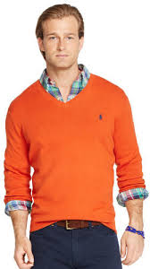 polo ralph lauren cotton v neck sweater where to buy u0026 how to wear