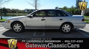 Ford Taurus Sho 1996 438 Ftl 1993 Ford Taurus Sho Youtube