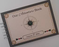 Personalised Photo Albums Our Adventure Book Etsy