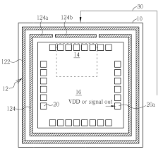 component classification of integrated circuit splinters the
