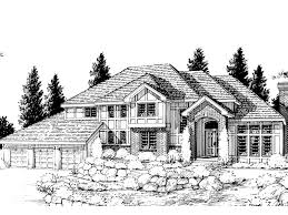 multi level home plans gildford tudor multi level home plan 015d 0194 house plans and more