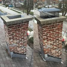 Outdoor Fireplace Caps by Chimney Custom Caps Chimney Installation Indianapolis In