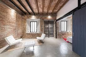 chambre loft chambre dans un loft industriel