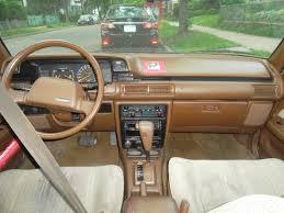 modified toyota corolla 1990 1990 toyota camry dx sandalwood metallic brown interior