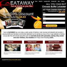 New China Buffet Coupons by Web Design Portfolio Stonefly Marketing