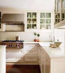 glass kitchen cabinets ideas glass kitchen cabinet ideas to add an impressive touch to