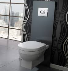 utopia quantum square wall hung wc pan with soft close seat 560mm additional image of utopia qswhpandxw
