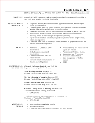 rn resume template new resume template resume