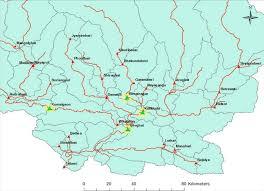Irrawaddy River Map Global Flood Awareness System U2013 Case Studies