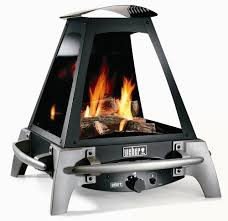 Weber Firepit Weber 27000 Outdoor Liquid Propane Gas