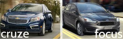 chevy sonic vs ford focus 2016 chevy cruze vs ford focus 23 jpg