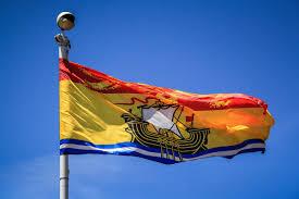 Manitoba Flag New Brunswick U2013 Custom Flag Art