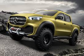 renault alaskan vs nissan navara mercedes benz x class concept previews new pick up autocar