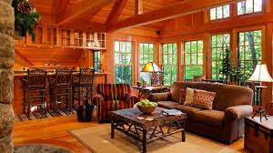 How To Decorate A Log Home Living Room Blue Orange Ideas For Luxury And Area Rugs Loversiq