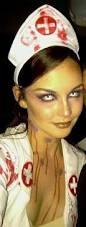 Scary Womens Costumes Halloween 25 Nurse Costume Ideas White Nurse Dress