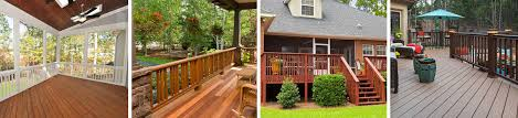 custom wood and composite decks cleveland pittsburgh