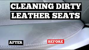 Deep Interior Car Cleaning How To Clean Dirty Leather Car Seats Interior Car Cleaning Tips
