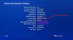 What Is Dns Server Fix by Improving Slow Download Speeds On The Ps4 And Psn Igor Kromin