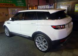 land rover evoque white file land rover range rover evoque 5door rear jpg wikimedia commons