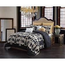 Damask Comforter Sets Italia Dolce Vita 10 Piece Comforter Set By V1969 Hayneedle
